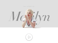 Marilyn Monroe features...