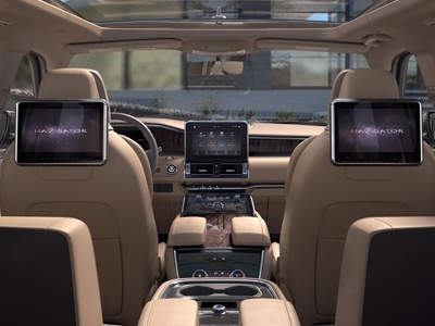 2018 - Vehicle HMI / In-Car UI ui automotive car mmi hmi