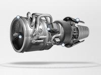 Rolls Royce : Jet Engine