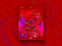 Liquid Letter C