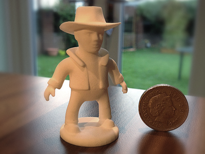 3d Printing Experiment 3d 3d printing game character real world white