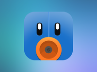 Tweetbot iOS 7 Andrea Ripamonti tweetbot ios 7 icon app app store iphone ipad ipad mini mac apple