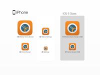 iOS7 Safe Sharps app icon update