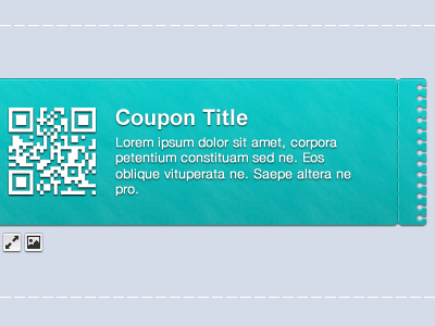 Coupon by James Bosworth | Dribbble | Dribbble