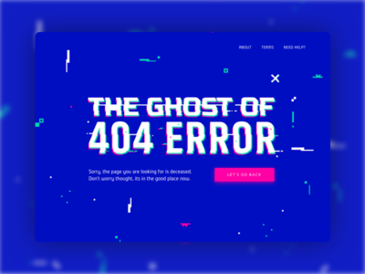 The Ghost of 404