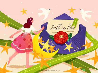 520-2 hello sticker dribbble cute art design illustration