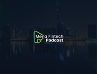 'MenaFintech Podcast' logo