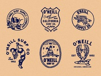 Designs for O'neill