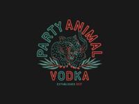 PARTY ANIMAL VODKA