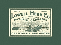 Design for Lowell Herb Co.