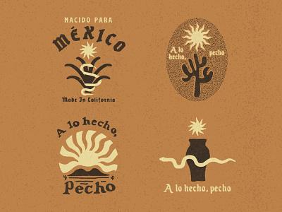 Design for Calidad Beer illust packaging type direction artwork art vintage packagedesign graphicdesign logo typography lettering branding graphic design illustration