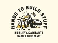 Hurley x Carhartt