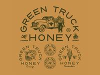 Green Truck Honey