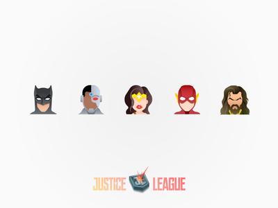 Justice League Super Heroes