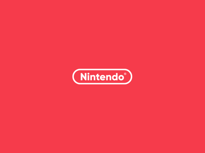 Nintendo Logo Redesign brand identity mario zelda red rebrand restyle redesign logo 2d gilroy nintendo visual identity branding logo design logo