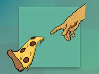 pop art & pizza