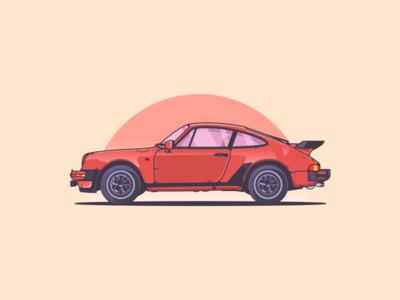 A Porsche 911!