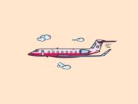 Well.... simply an Aeroplane