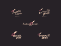 Logo varitaions done for a client