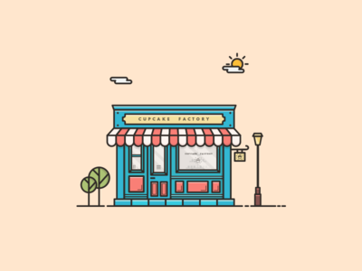 Things from past # 15 : A bakery
