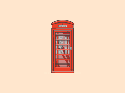 Things from past # 18 : Phone Booth