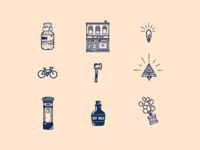 Random Icons # 02