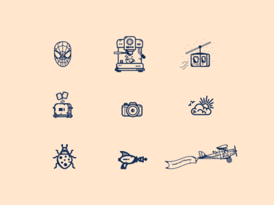 Random Icons # 03
