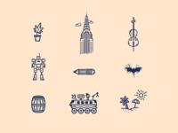 Random Icons # 05
