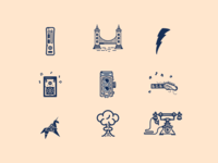 Random Icons # 06
