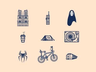 Random Icons # 09