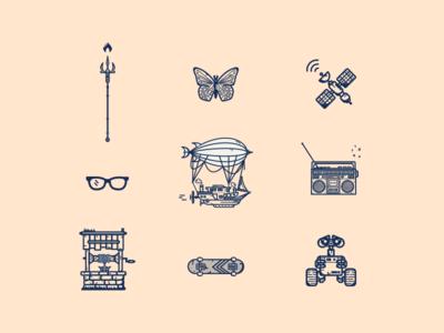 Random Icons # 10