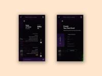 App design screens # 3