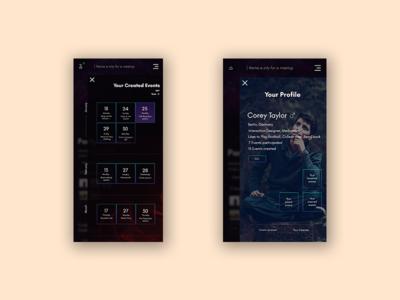 App design screens # 4