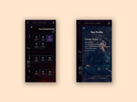 App design screens # 4