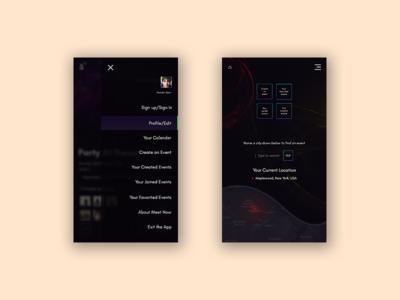 App design screens # 5