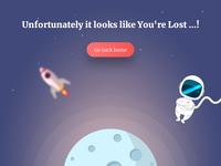 404 Error Space