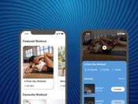 Fitness App fitness app design fitness app fitness mobile app design mobile design mobile app mobile ui mobile application app design app
