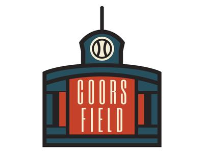Coors Field Logo