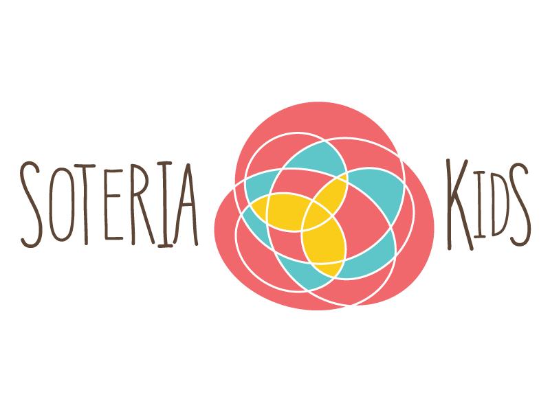 Sotieria Kids Logo church circles lines playful