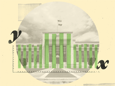 What is the Federal Reserve? finance federal reserve collage editorial graphic editorial illustration editorial art
