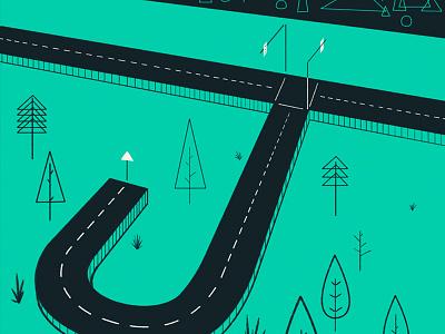 Junction illustration j 36 days of type
