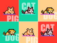 Pixel Pet