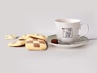 Logo Design for Cool Tea Brand icondesign logos logoportfolio logodesign
