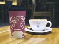 PlumpPlanet Story Coffee Mug Design