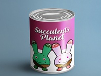 PlumpPlanet Story Food Can Design