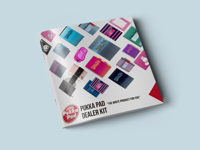 Dealer Kits for Pukka Pad HK brandidentity branding reportdesign professional layoutdesign graphicdesign graphicdesigner logodesign bookdesign