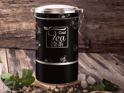 Premium Package for Cool Tea brandidentity branding reportdesign professional layoutdesign graphicdesign graphicdesigner premium package