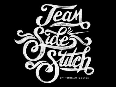 Team Side Stitch