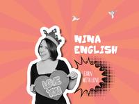 WIP - Nina English Creative Design