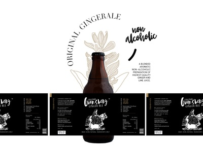 Packaging Gunsberg creative design label designing package design branding design